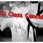 TKD class Cancelled 150x150 - Home